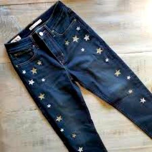👖Levi's 721 High Rise Skinny Jeans